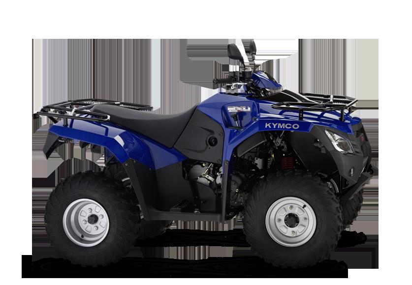 quad kymco 300cc