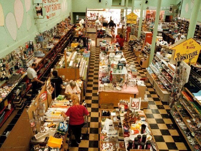Metropolitan store Salem Oregon Historical Photos in