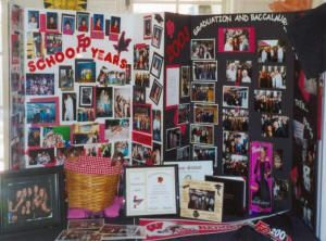 School Years And Graduation Photo Board Picture Boards