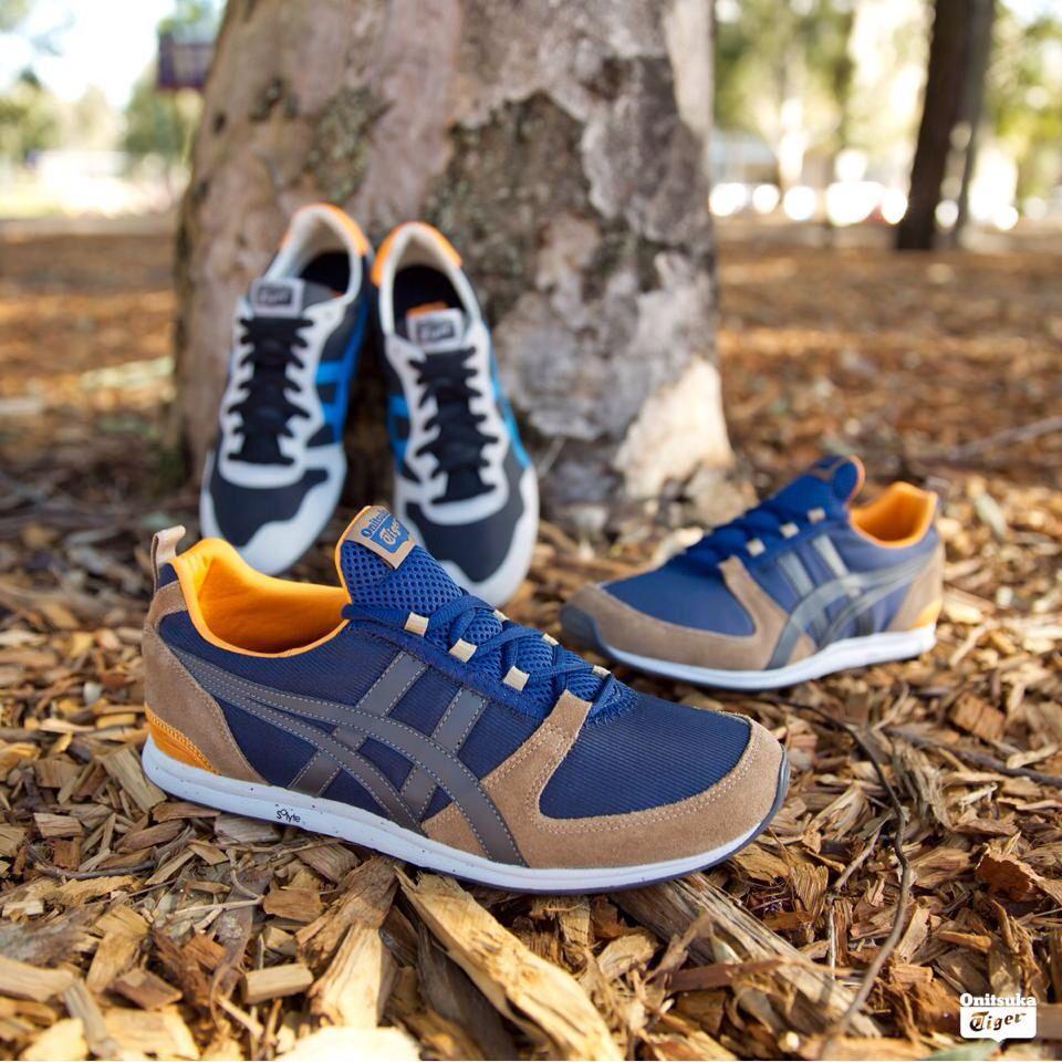 Onitsuka Tiger Ult Racer/Serrano Old shoes, Shoe company