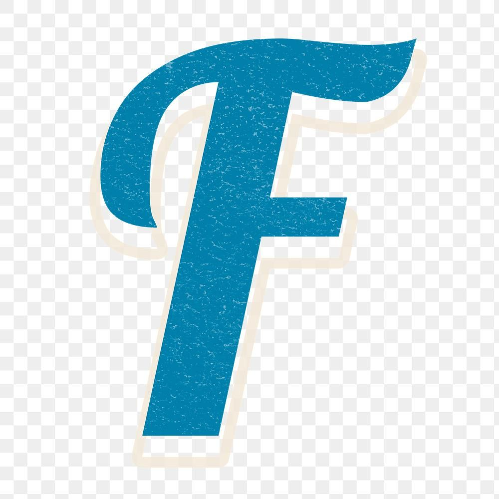 Letter F Png Bold Retro Display Font Lettering Free Image By Rawpixel Com Hein Lettering Fonts Lettering Letter F