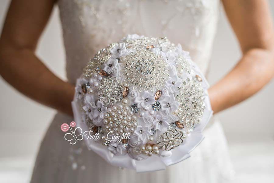 Bouquet Sposa Particolari.Bouquet Sposa Particolari Gioiello Bouquet Bouquet Sposa