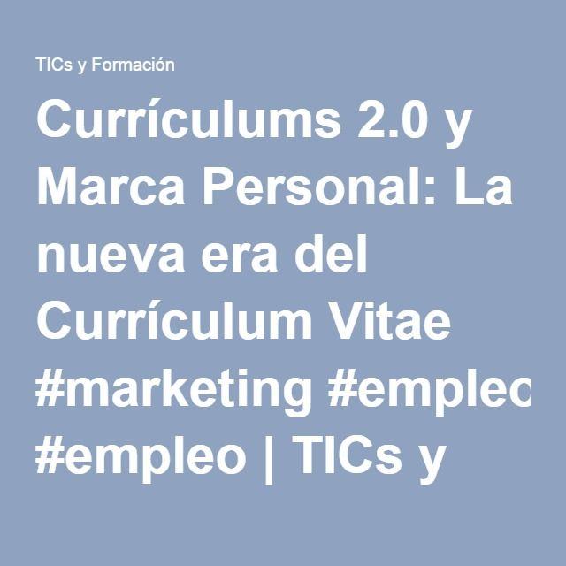 curriculum vitae merca2 0