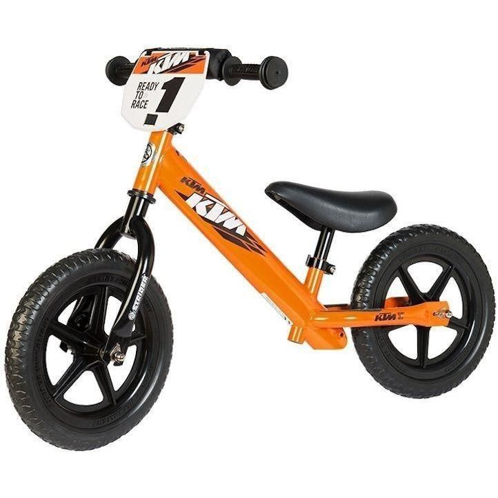 b4beaea320c STRIDER 12 Sport KTM Kids Balance Bike No-Pedal Learn To Ride Pre Bike NEW