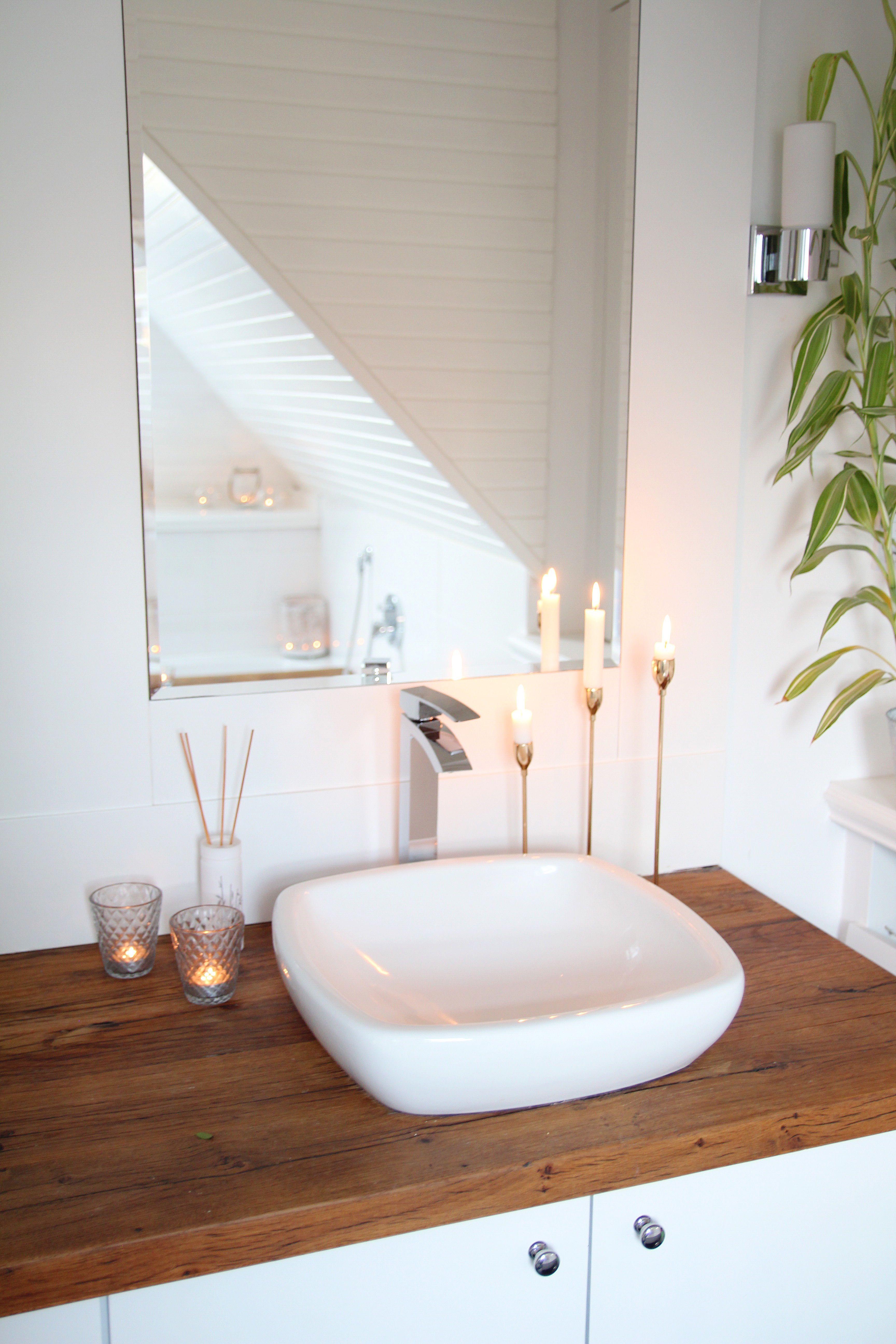 Badezimmer selbst renovieren in 2020 mit Bildern   Bad ...
