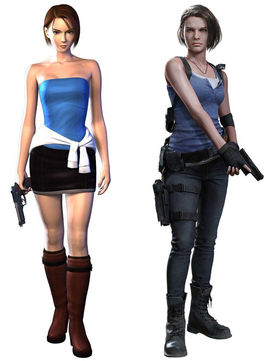 Jill Valentine Costumes In 2020 Resident Evil Girl Resident
