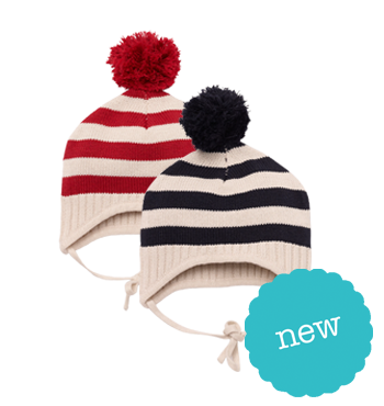 0b3aa99465e Pom Pom Knit Beanie will keep baby s precious head and ears warm and cosy  this winter.