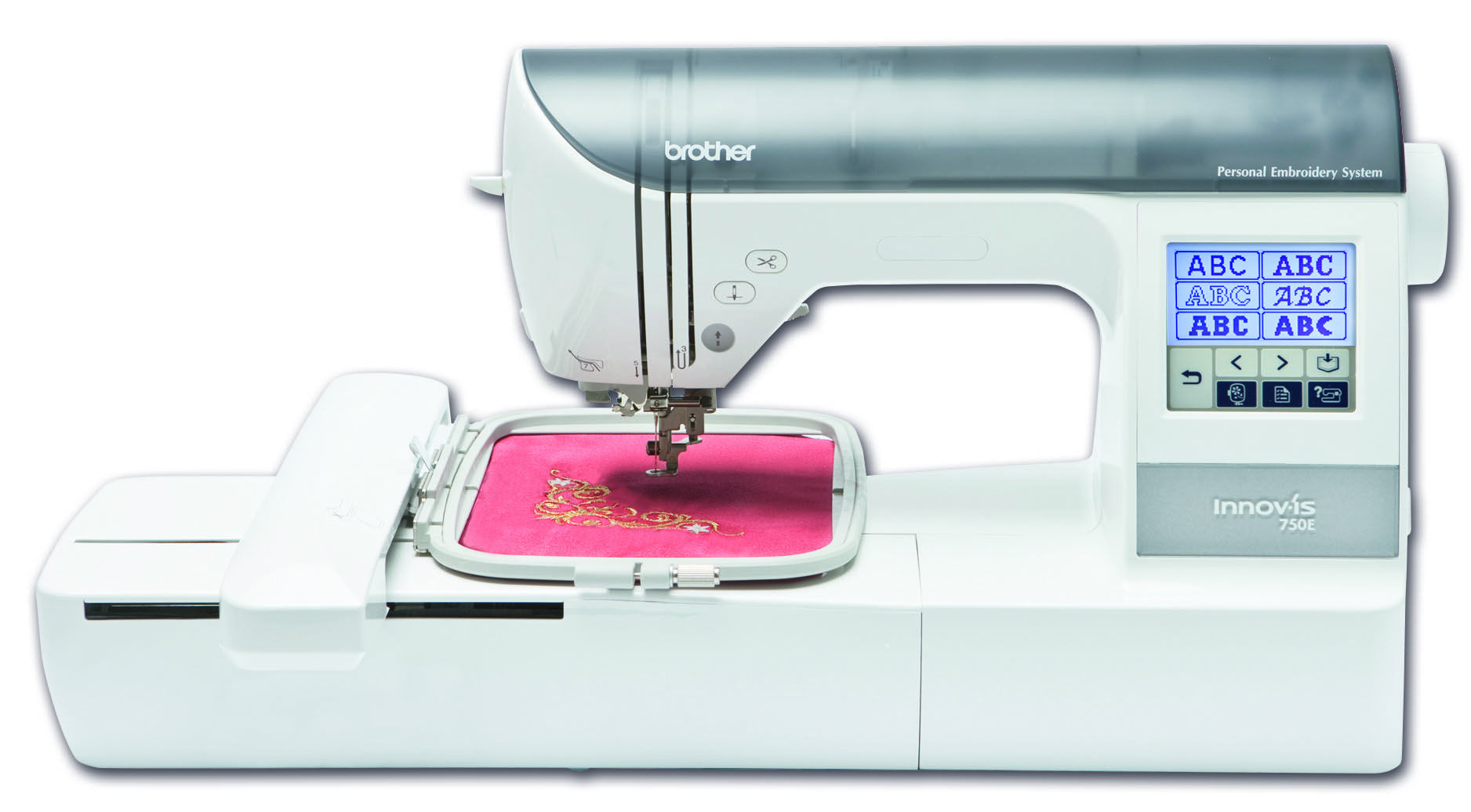 Brother Innov-is 750E embroidery machine Would love to save up for ...