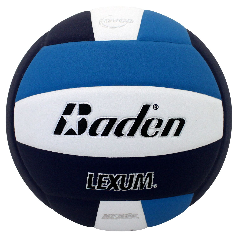 Baden Lexum Microfiber Indoor Volleyball Volleyball Volleyball Equipment Indoor
