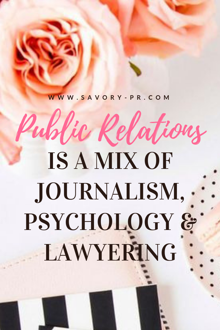Public Relations quote from Savory PR #pragency #Prfirm #PR #publicrelations