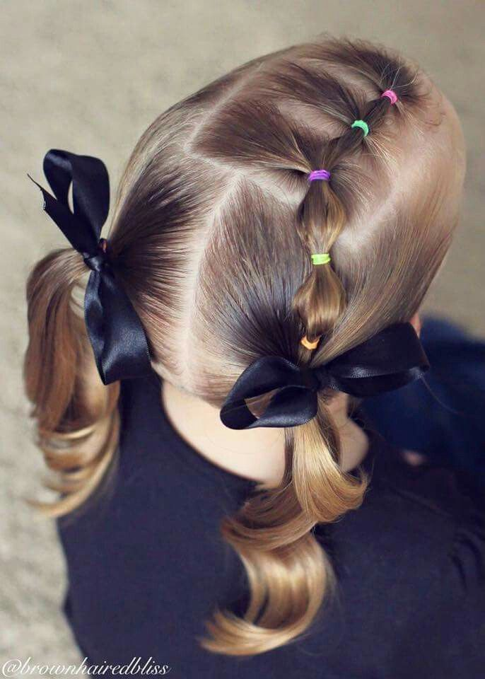 resultado de imagen para peinados para nias - Peinados De Ninas