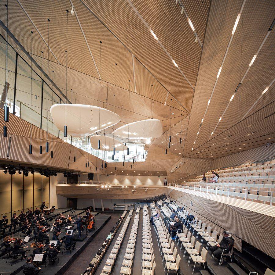 Andermatt Concert Hall By Studio Seilern Architects Concert Halls In 2020 Concert Hall Concert Hall Architecture Architects London