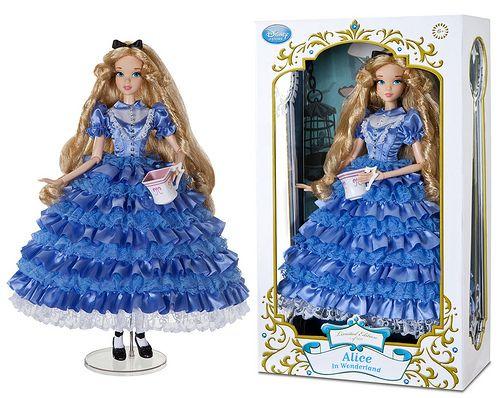 Limited Edition Deluxe Alice In Wonderland Doll Flickr Compartilhamento De Fotos