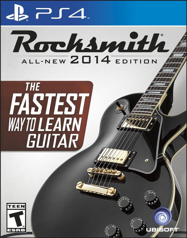 Rocksmith 2014 Edition (PS4) 40 + Free Shipping Movies
