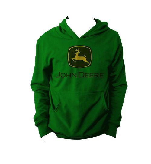 en venta ef2bc df8b9 Sudadera John Deere