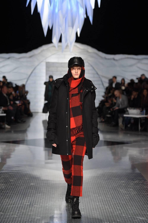 Mackage Fall/Winter 2016/2017 - Toronto Fashion Week