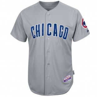 best website 68bbf b3265 Chicago Cubs Majestic MLB Starlin Castro Cool Base Authentic ...