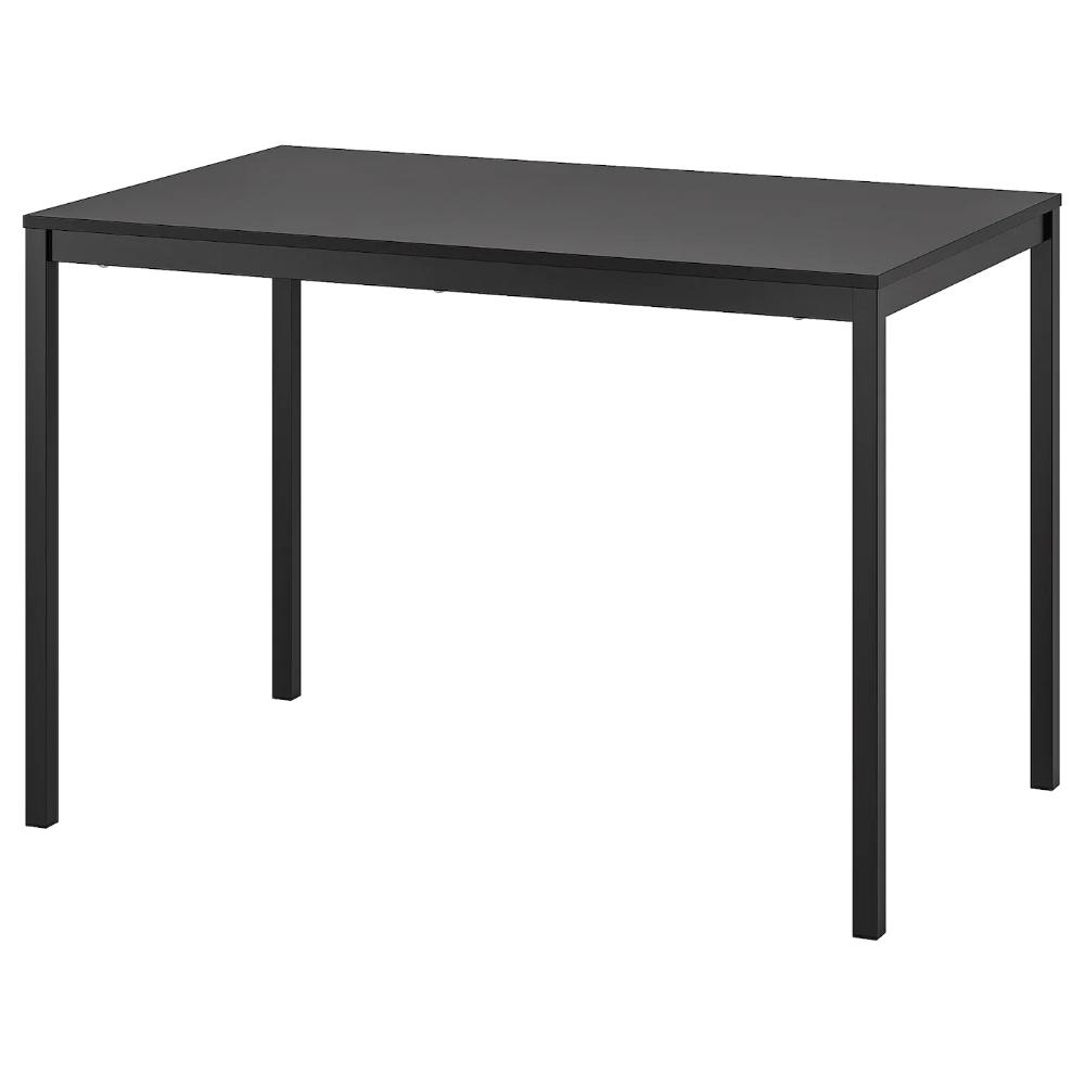 Tarendo Table Black 43 1 4x26 3 8 In 2020 Ikea Black Table Table