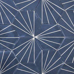 hexagonal riscas