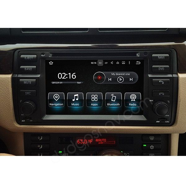 installation android bmw e46 m3 navigation | Android BMW Navigation