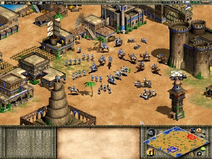 Playing With The Saracens Age Of Empires Ii