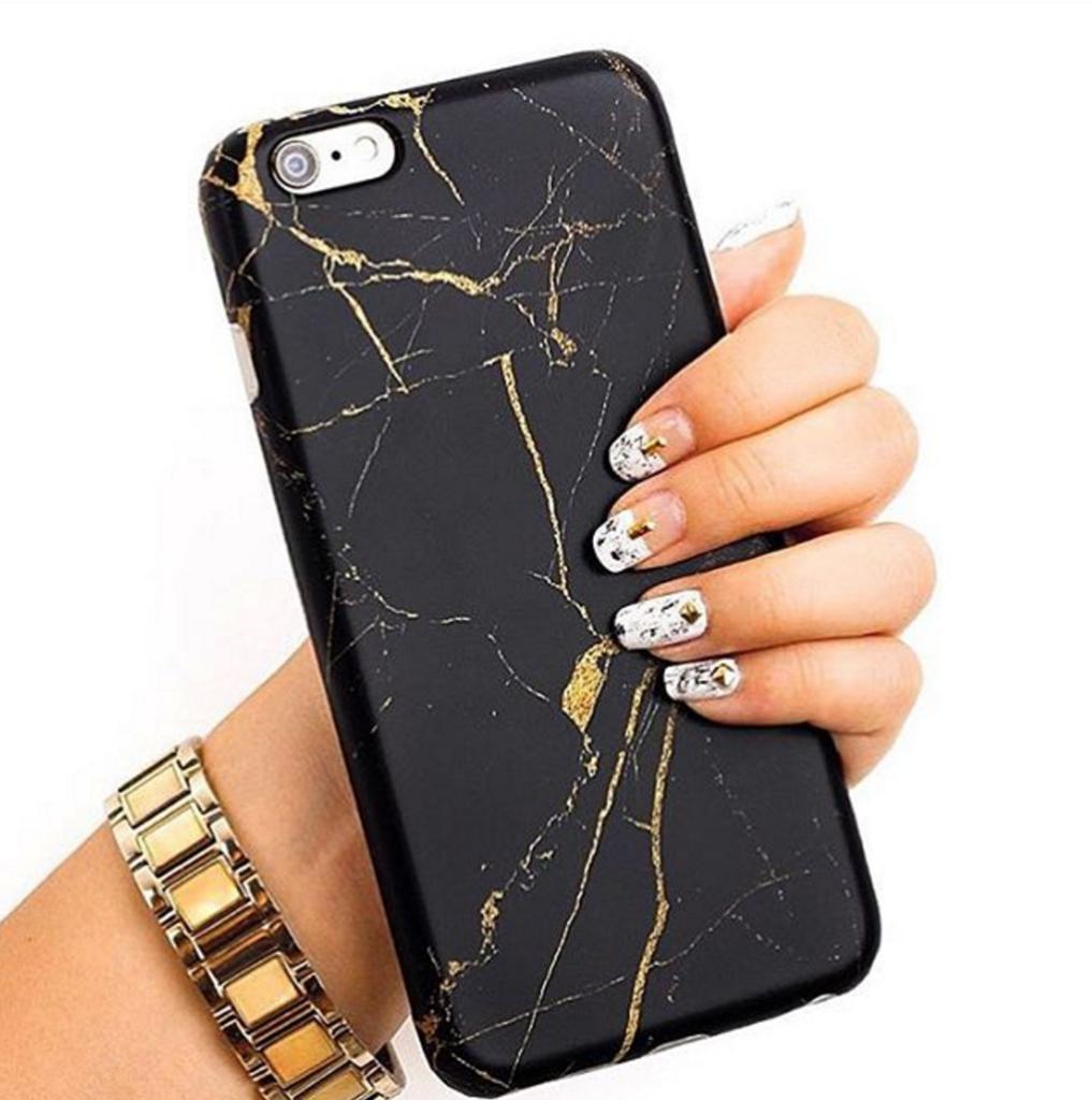 pretty nice c61e0 af272 Black & Gold Marble iPhone Case | Daddio Christmas Wishlist | Marble ...