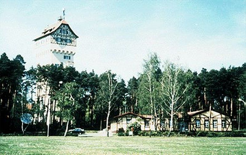 The Tower At The U S Army Base In Grafenwoehr Germany Spent A Couple Of Weeks