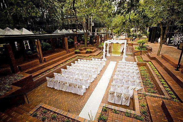 Courtyard wedding say i do pinterest courtyard wedding courtyard wedding junglespirit Image collections