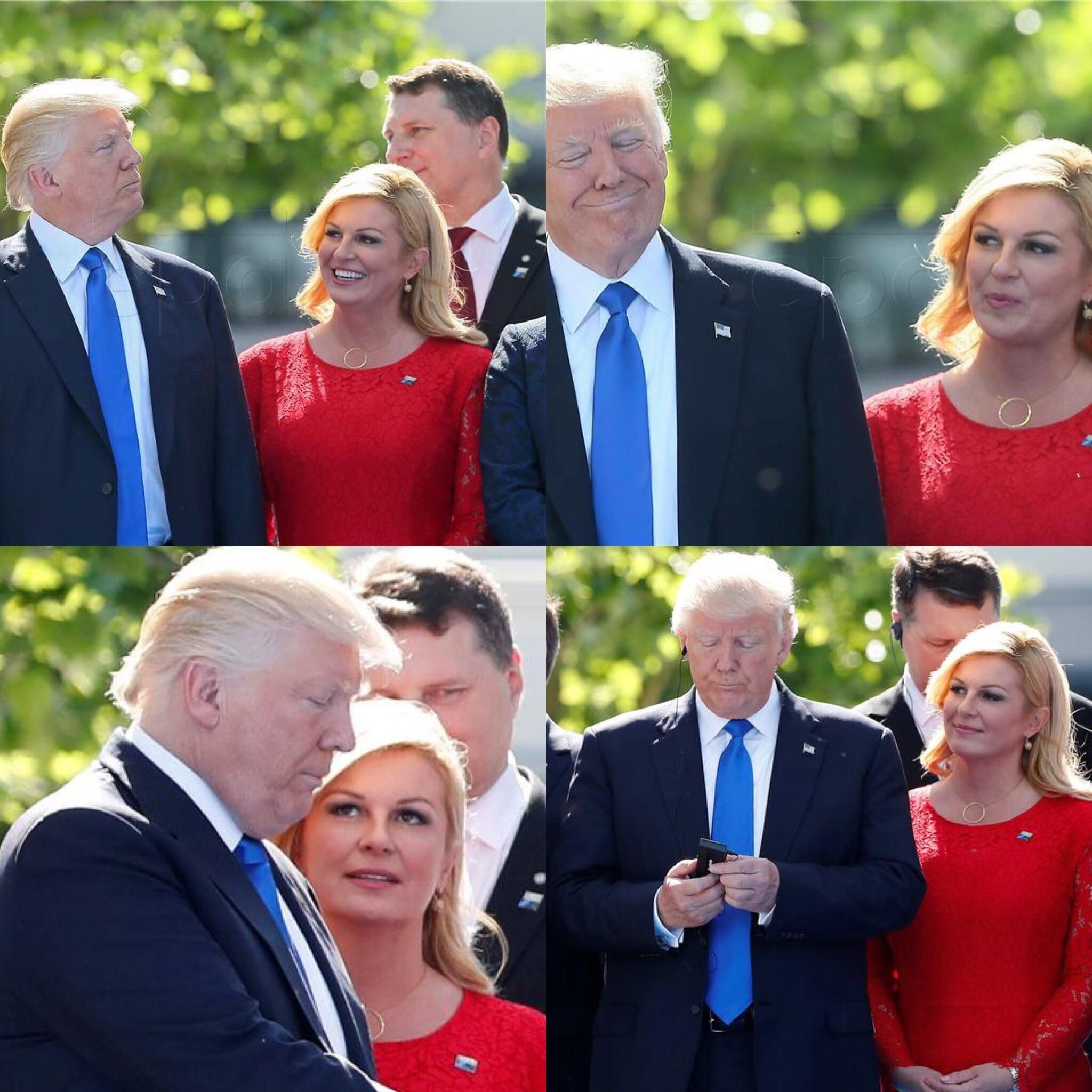 Find Someone That Looks At You The Way Kolinda Grabar Kitarovi