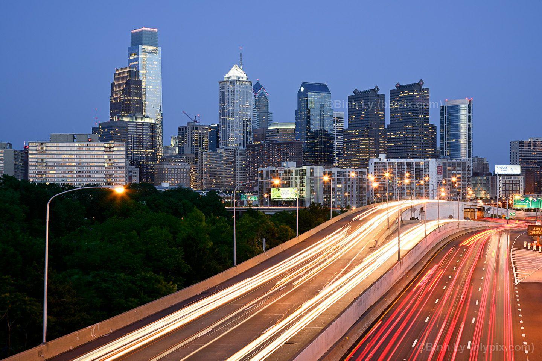 Обои филадельфия, philadelphia, ночь, сша. Города foto 14