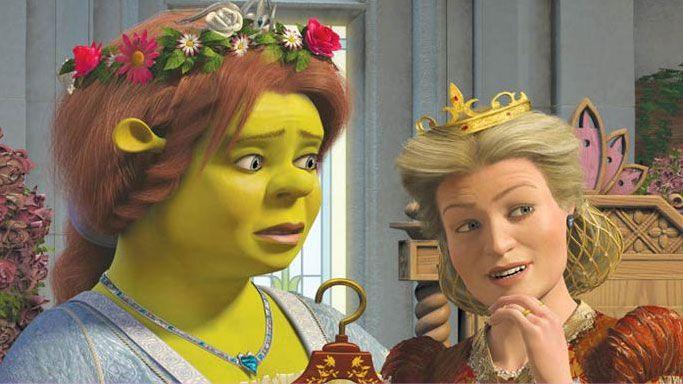 Picture Of Shrek The Third Princess Fiona Shrek Fiona Shrek