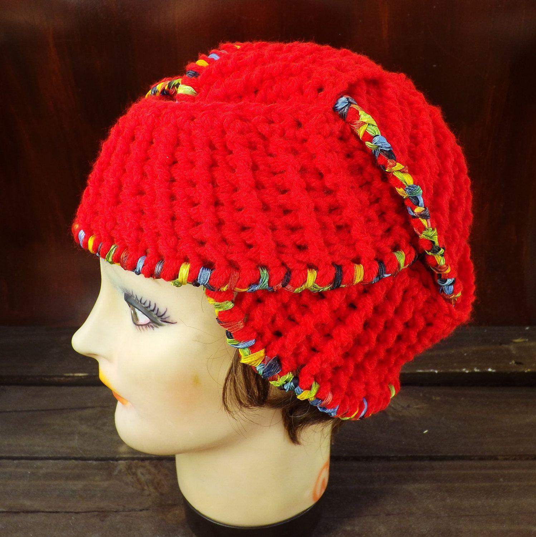 Crochet Pattern, Crochet Hat Pattern, Womens Hat, BORROMEAN Crochet ...