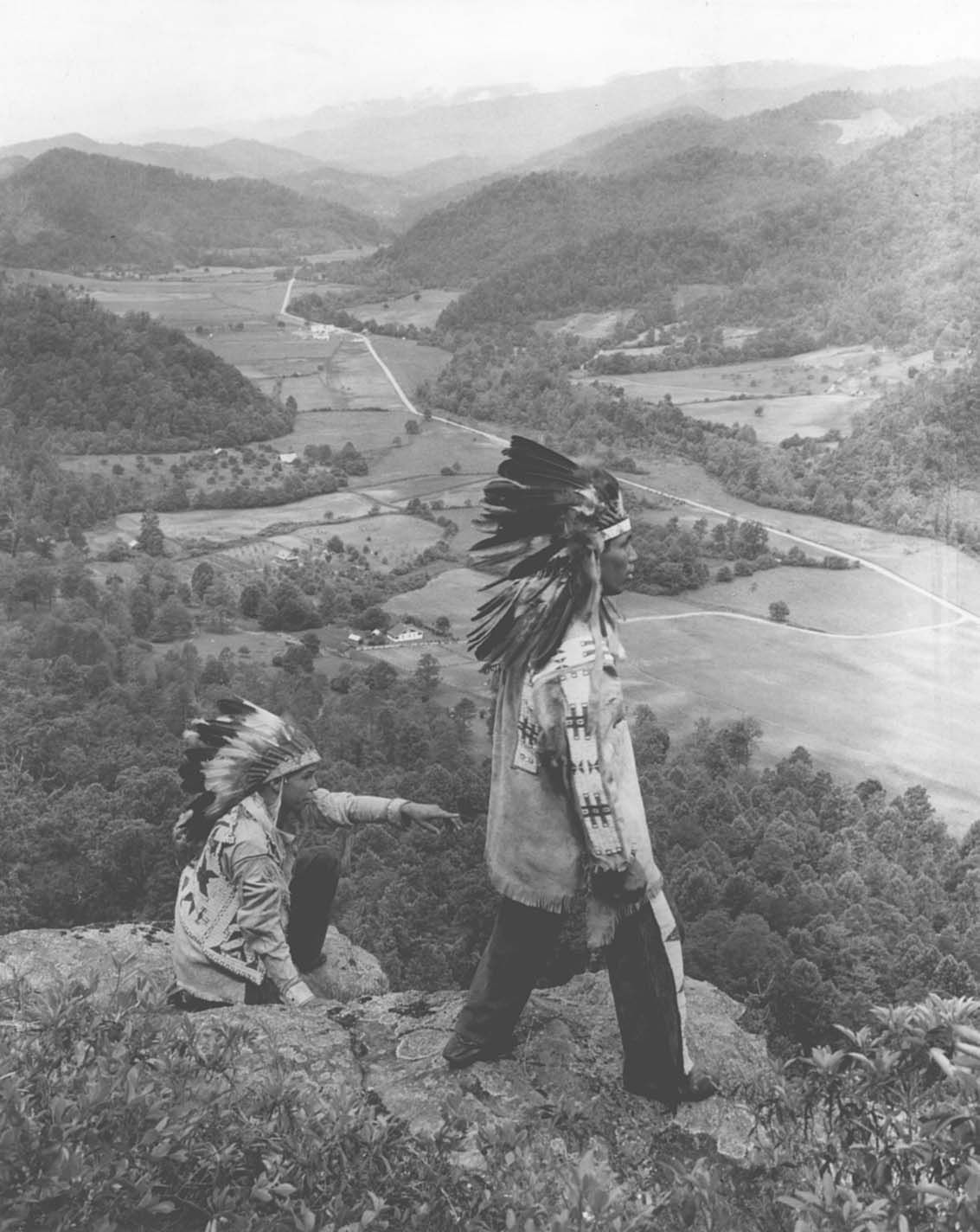 Cherokee Indian Archive Images