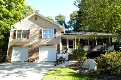 Classic Village Split Level Home For Sale In Tucker
