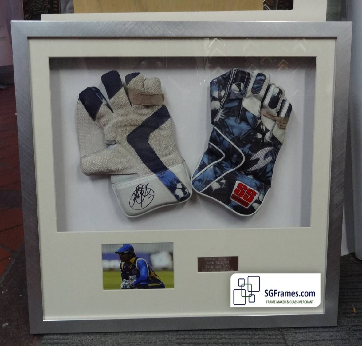 Box Framing For Sports Souvenirs Sgframes One Stop Solution All Your Requirements