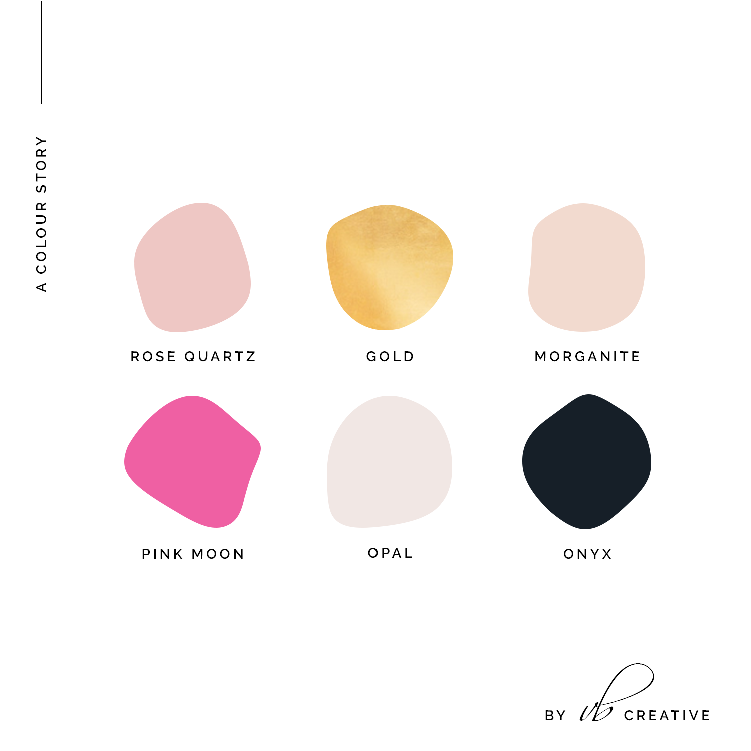 Pink Moon Jewelry Branding & Shopify Web Design In 2020