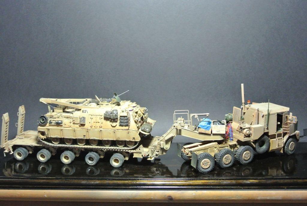 M1070 +M1000+M88a2, 1:35 scale model | Military Models