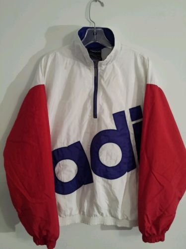 By Run Hop Jacket Dmc Adidas Vintage Windreaker Retro4less Hip 31cuFTKlJ