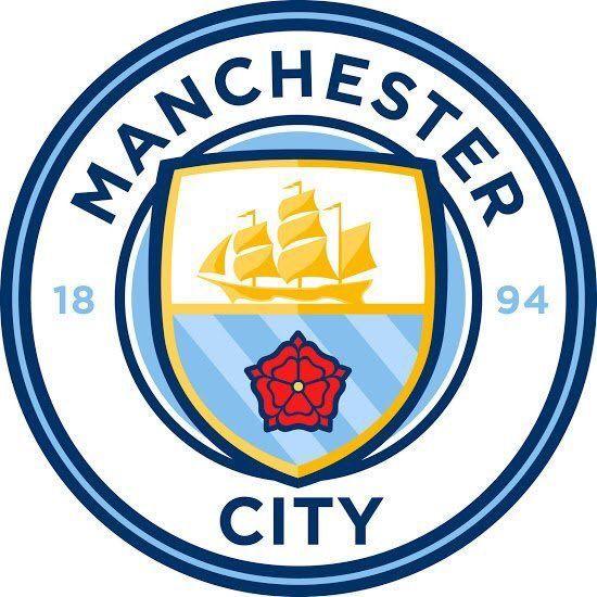 le nouveau branding du blason du club de foot de manchester city - Ecusson De Foot