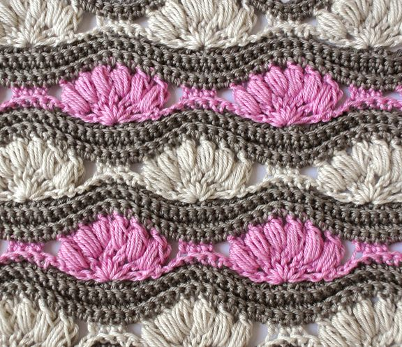 9 Different Crochet Stitcheslearn 9 New Crochet Stitches With