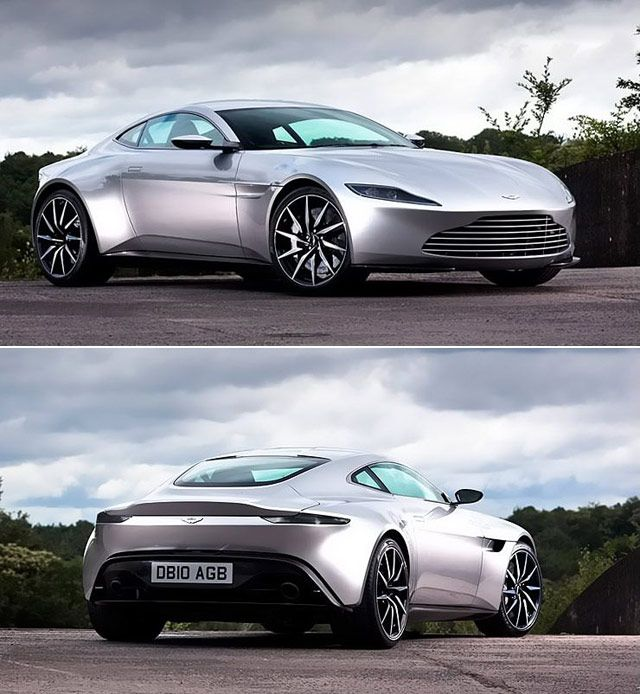 aston martin db10 for sale - opportunity to own a piece of