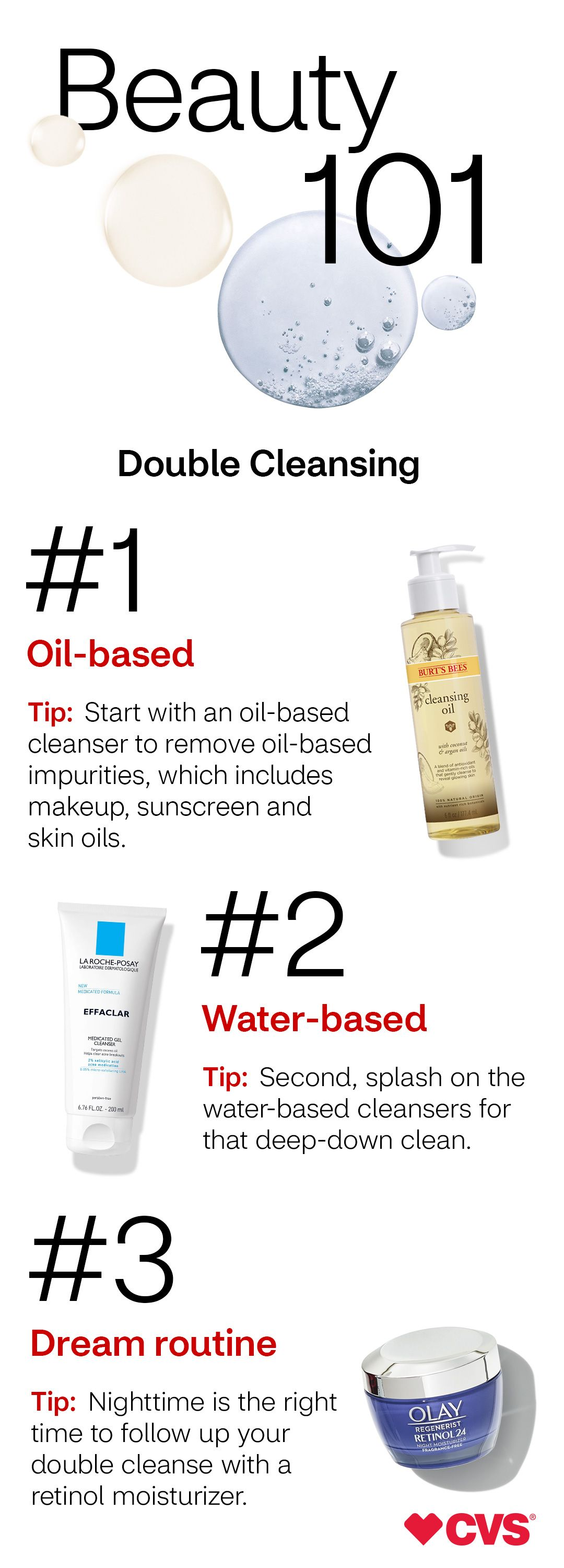 Learn How To Double Cleanse Oil Based Cleanser Face Wash Cleanser Body Skin Care
