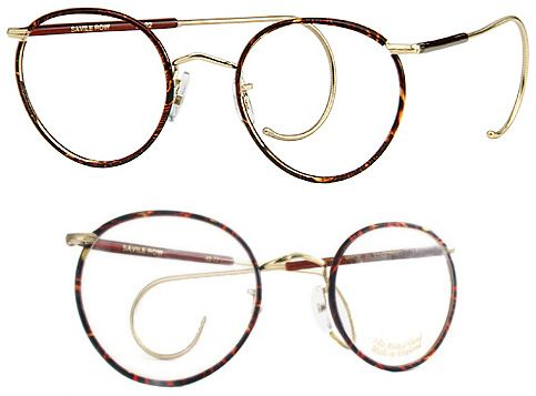 0c6a141b72d Berkshire Chase Savile Row Beaufort Panto glasses.