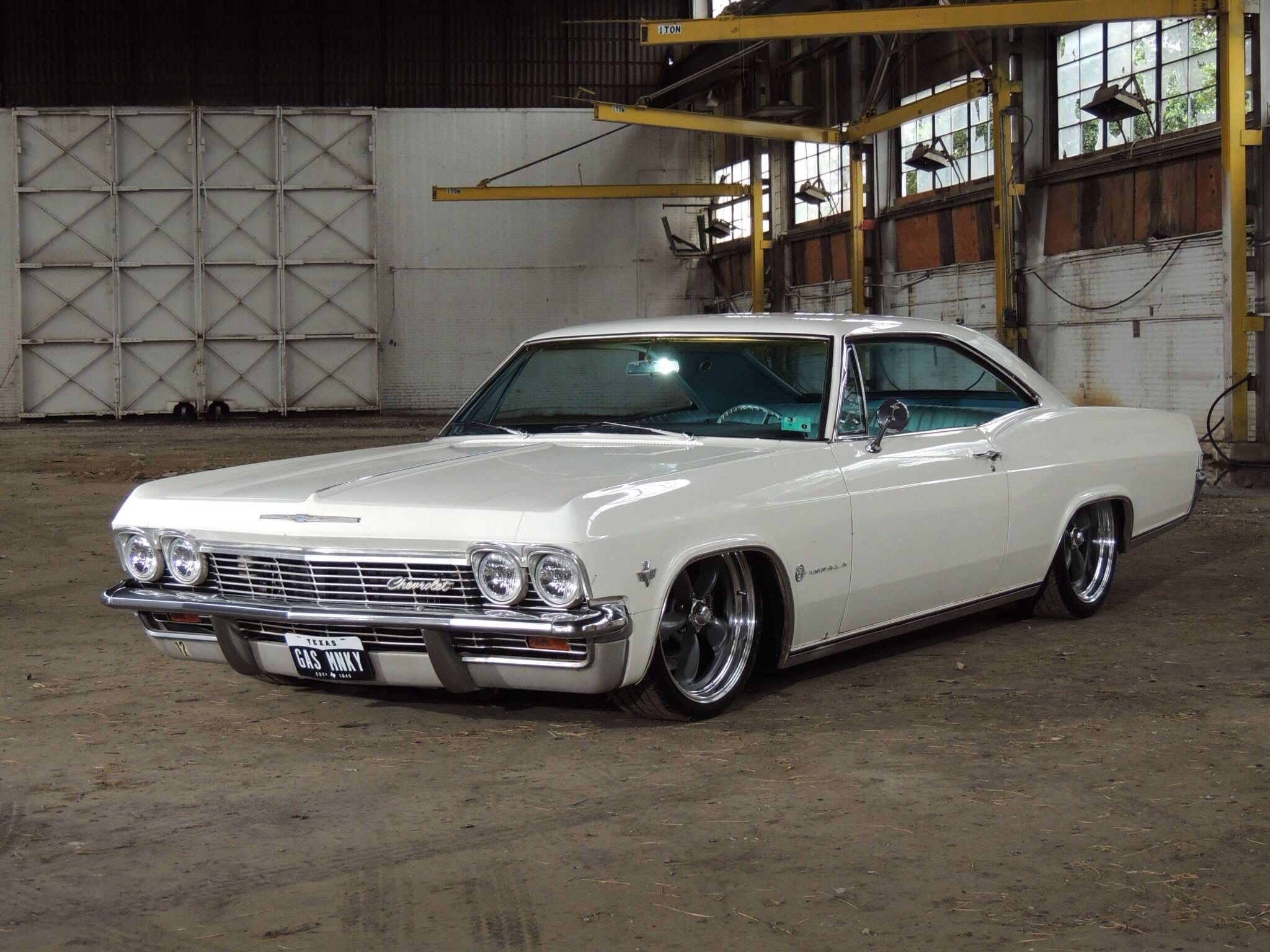 65 Chevy Impala Hot Rods Cars Muscle Classic Cars Muscle Cars