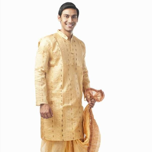 25a3b9e6 Must haves for the wardrobe of a newlywed Bengali groom | Bengali ...