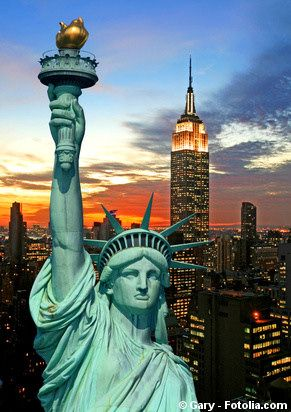 Statue of Liberty in NYC!! :-)