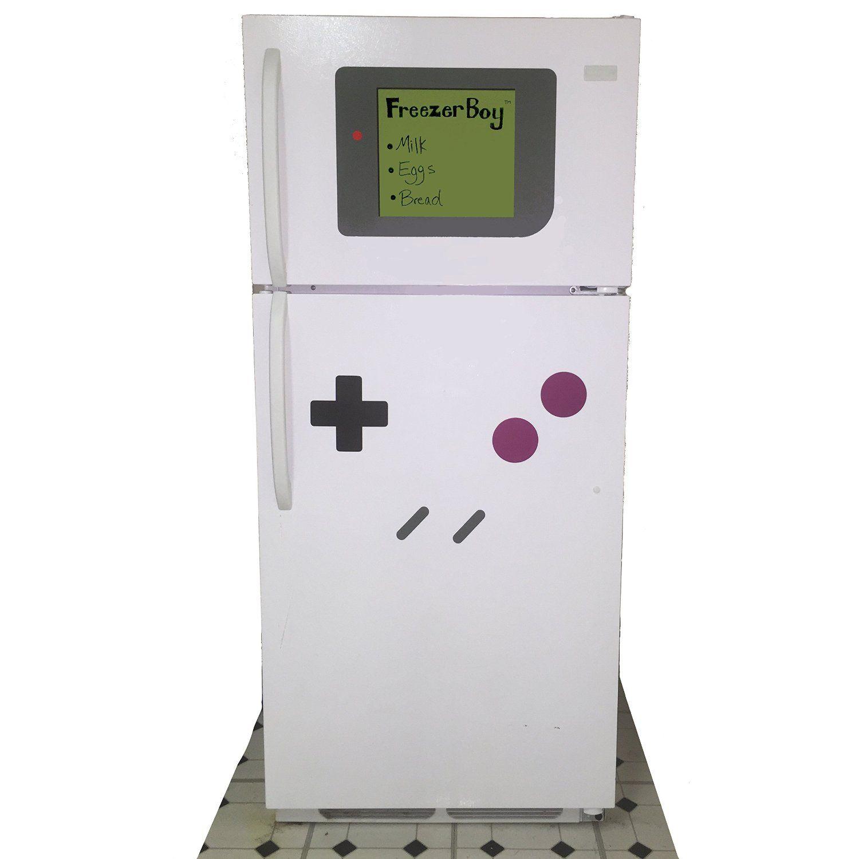 Dry-Erase Whiteboard Refrigerator Magnets FreezerBoy TM