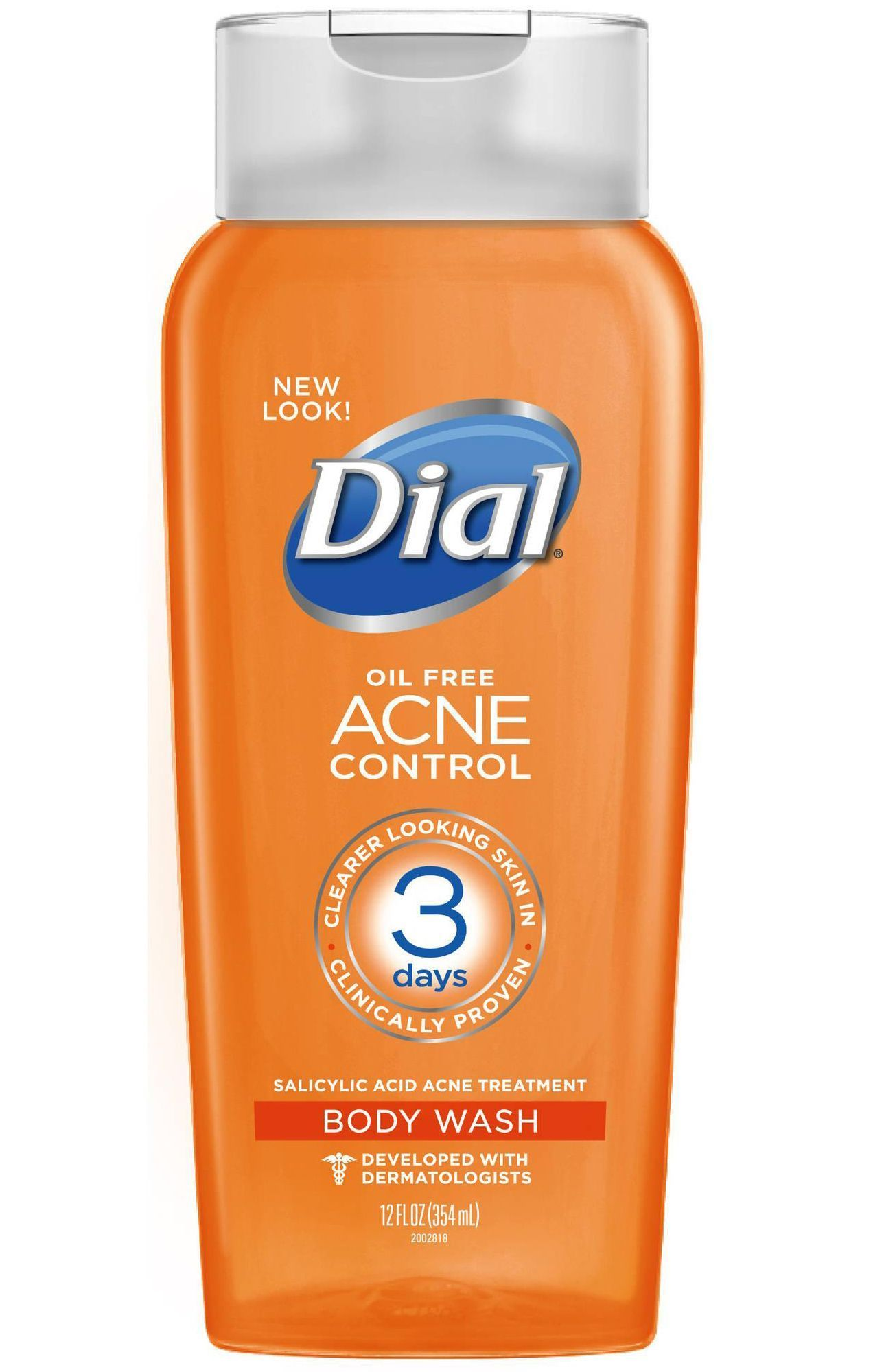 The Best Acne Fighting Products On Drugstore Shelves Dial Acne Control Deep Cleansing Body Wash From Instyle Com