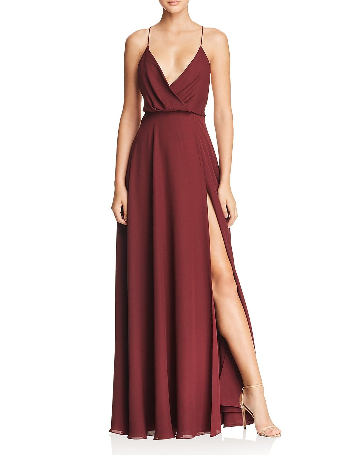 Fame and partners ireland gown women