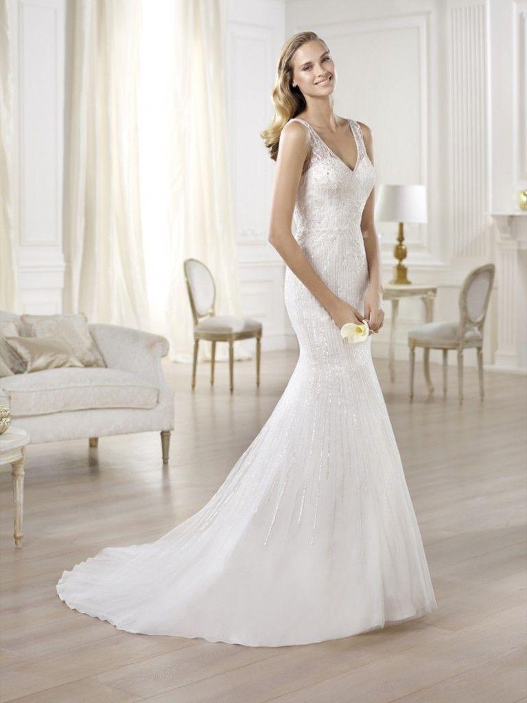 Pronovias Olsen Couture Bridal Miami | J/C 1•29•17 | Pinterest ...